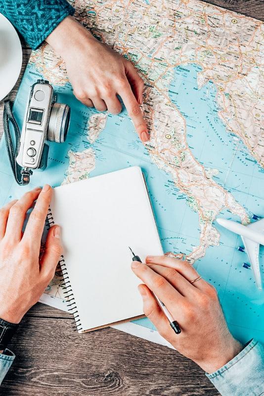 Starting a travel fund