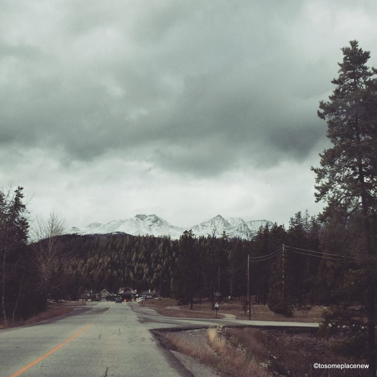 Guide to traveling to Banff Canadian Rockies Trip