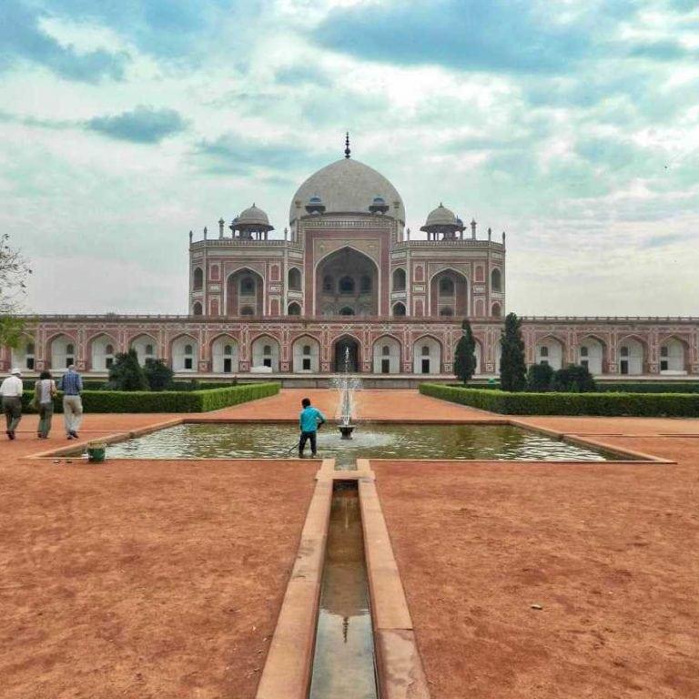 Humayun Tomb History Tour in Delhi Heritage Walks