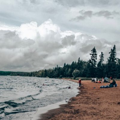 Guide to the Prince Albert National Park Activities, Saskatchewan for summer, including tips and details about Waskesiu camping and our experience.