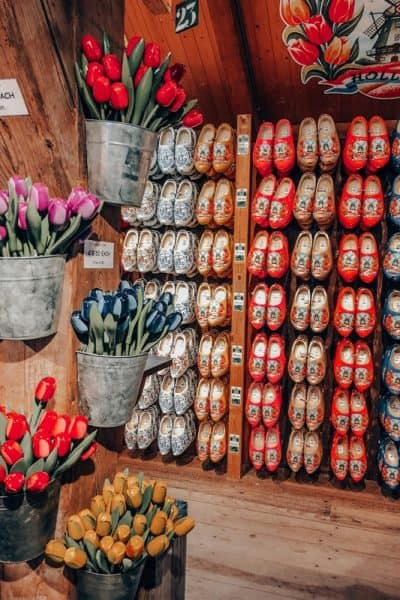 Amsterdam Clogs - Travel Souvenirs to Collect