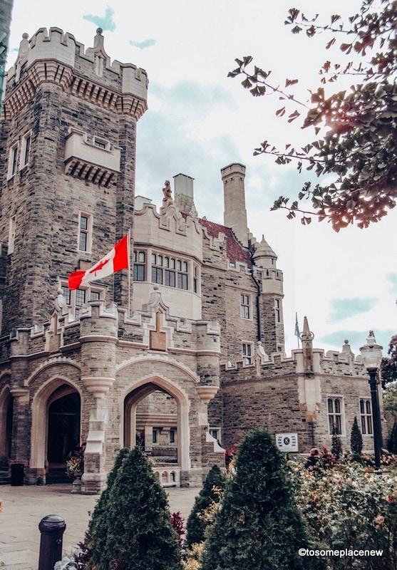 Casa Loma Toronto