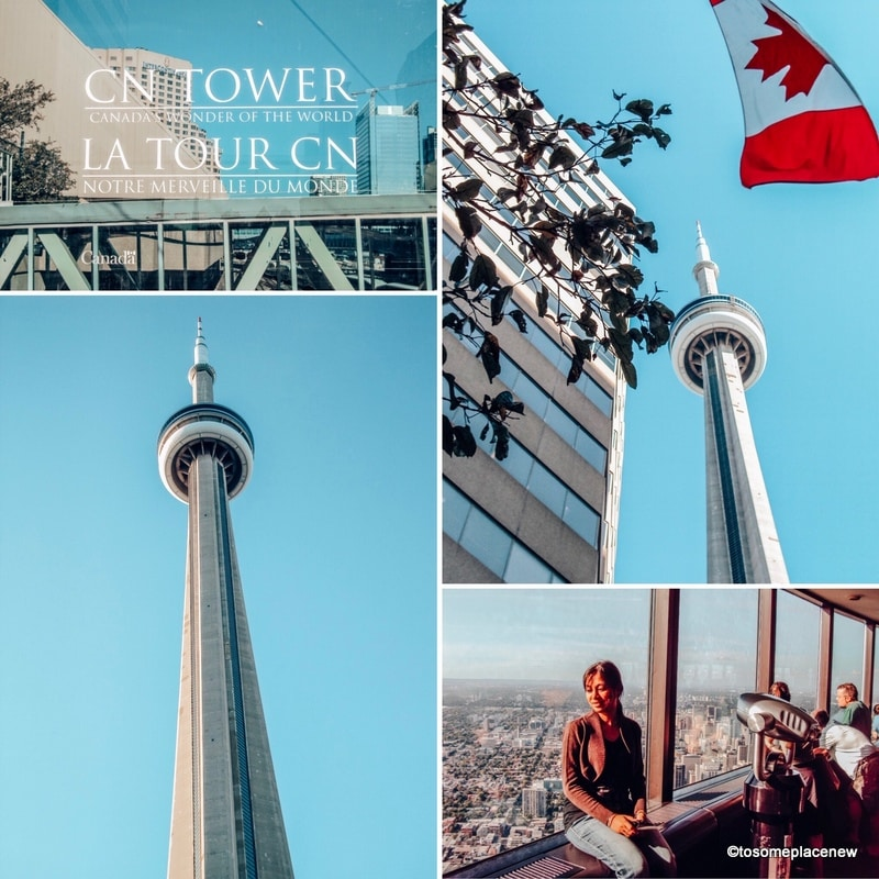 Toronto Itinerary 7 days - CN Tower