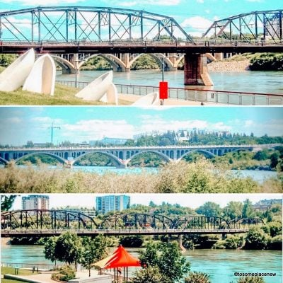 Bridges of Saskatoon SK