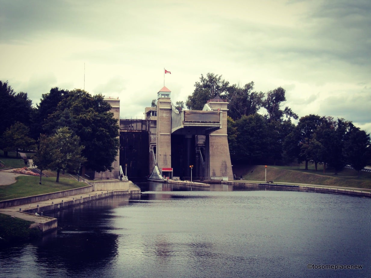 Experience Lift Lock Cruise in Peterborough, Ontario