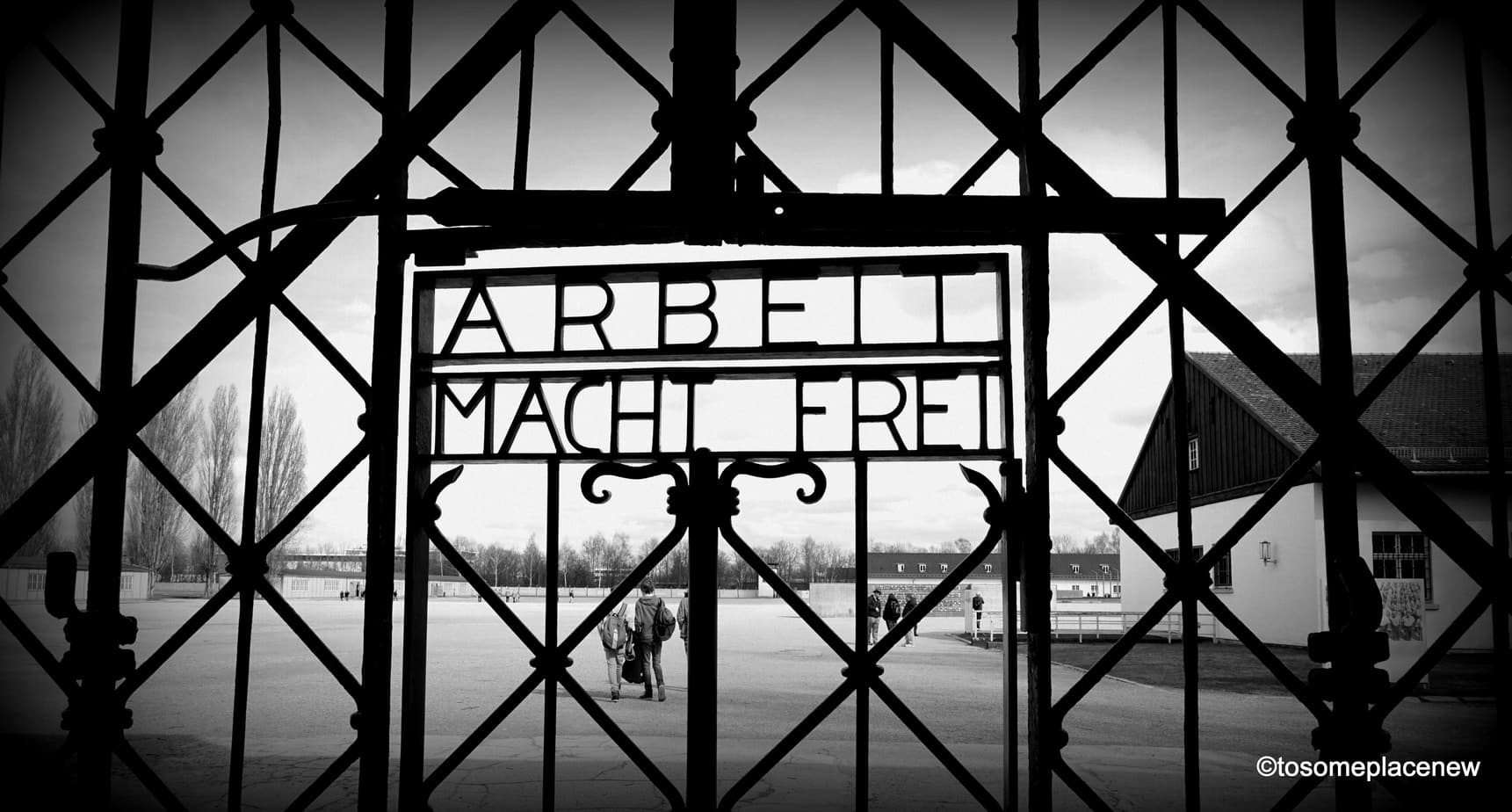 Visit to Dachau (Concentration Camp) Memorial Site Munich