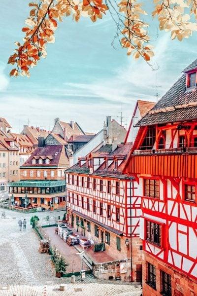 Day trip to Nuremberg