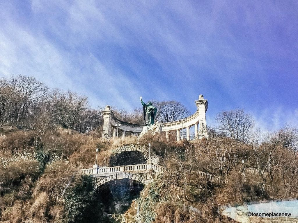 Liberty Monument - Gellert Hill - Explore the Hungarian Capital city of Budapest in 2 days - this is your perfect Budapest Itinerary covering historical sites, city life and a dinner cruise
