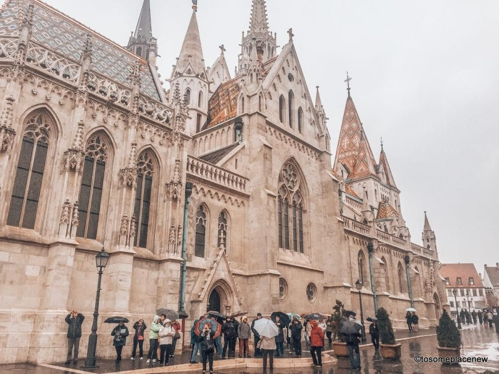 Matthias Church Explore the Hungarian Capital city of Budapest in 2 days - this is your perfect Budapest Itinerary covering historical sites, city life and a dinner cruise