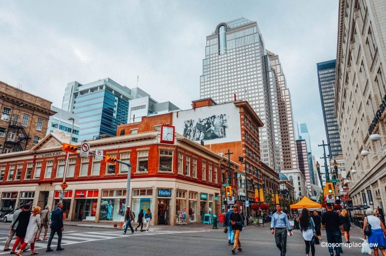 Mini Guide to Calgary – Places to go in Calgary