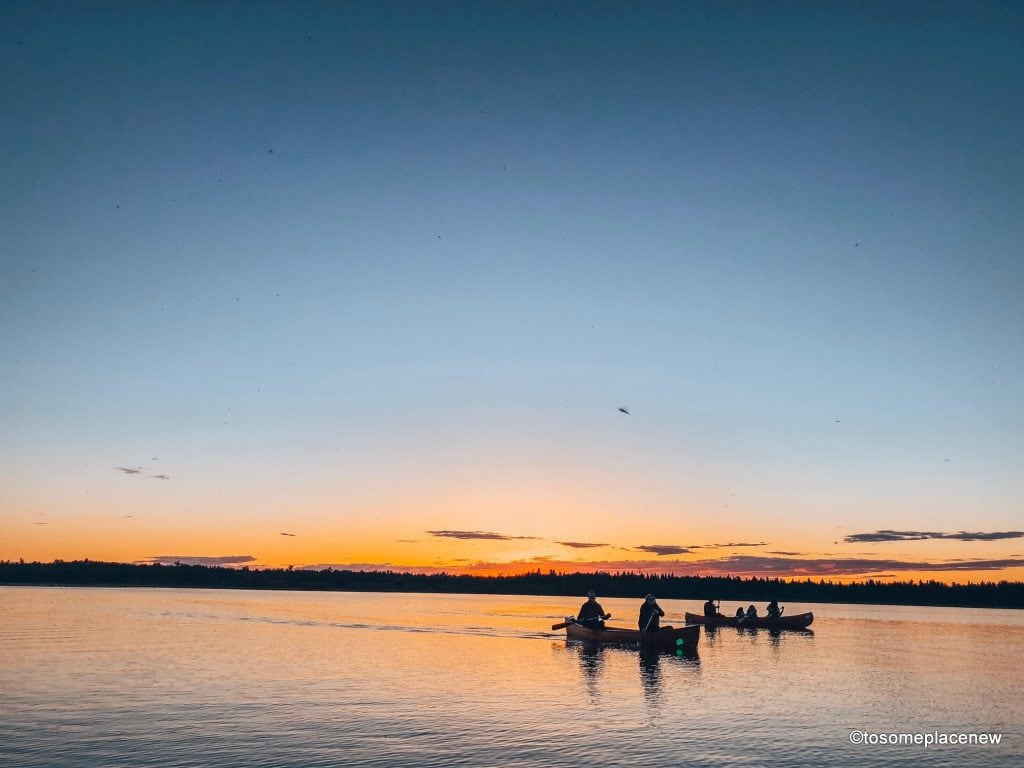 Elk Island National Park - Sunset Tour