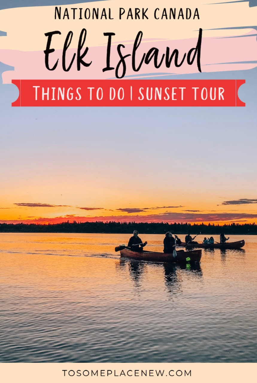 Things to do in Elk Island National Park