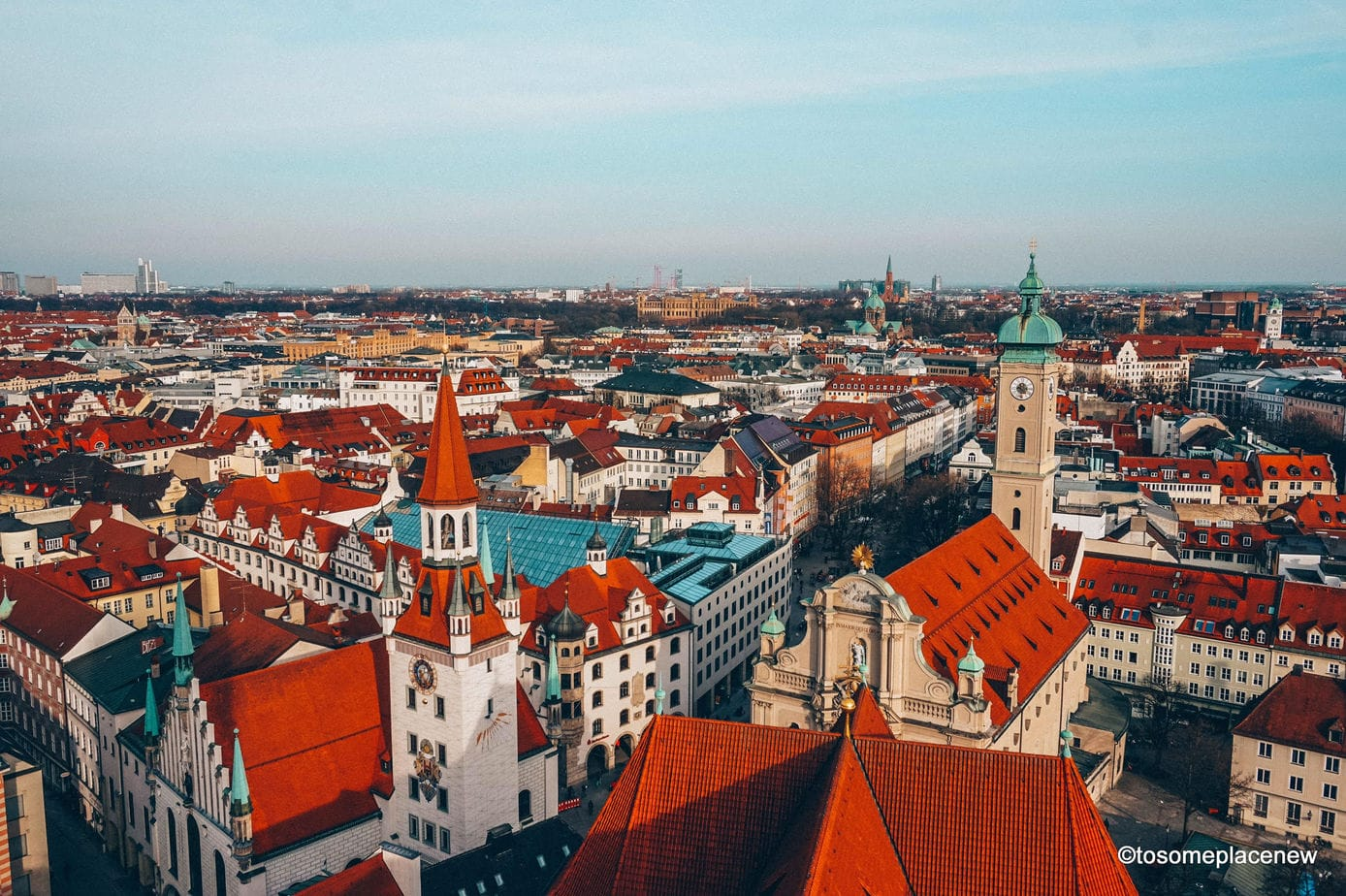 Best Munich Itinerary 3 days and up to 7 days in Munich