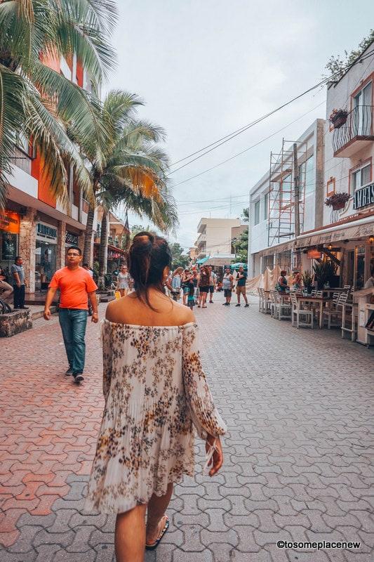 Playa del Carmen Itinerary