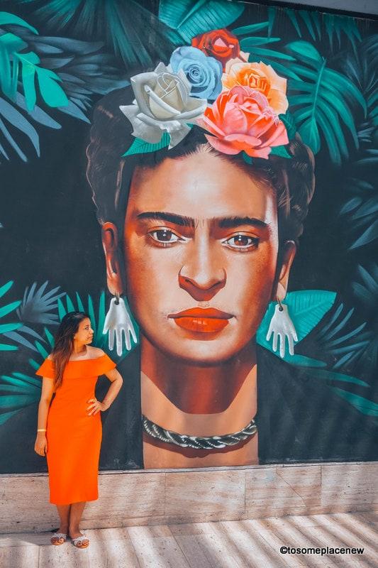 Frida Kahlo Restuarnte