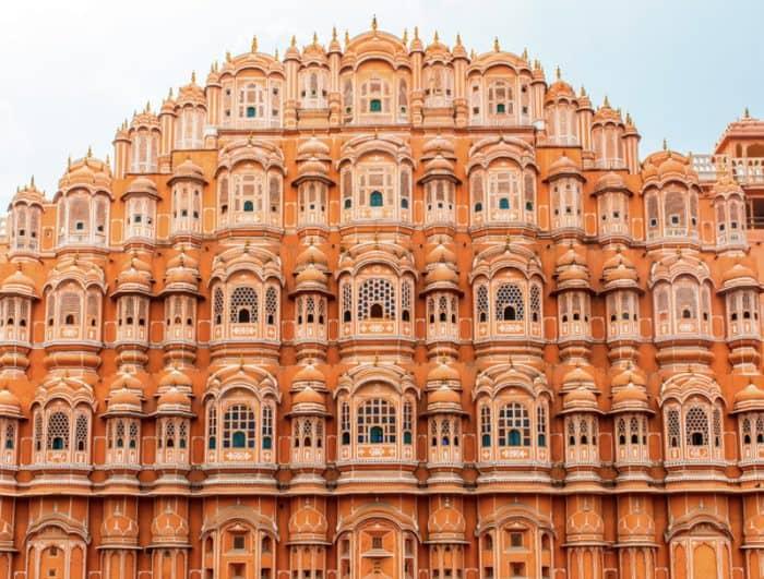 Hawa Mahal Jaipur - Most beautiful cities in India