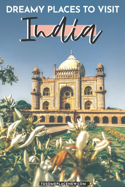Most beautiful cities in India