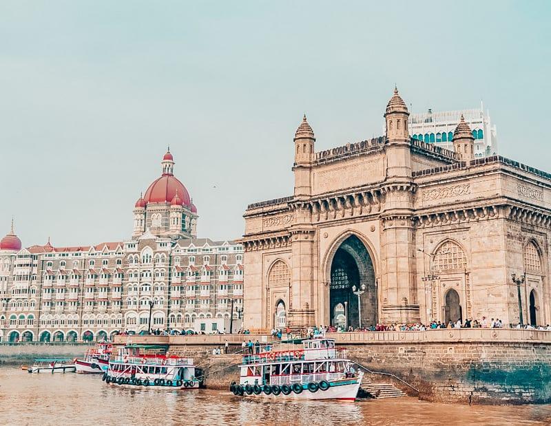 Mumbai - Best cities to visit in India