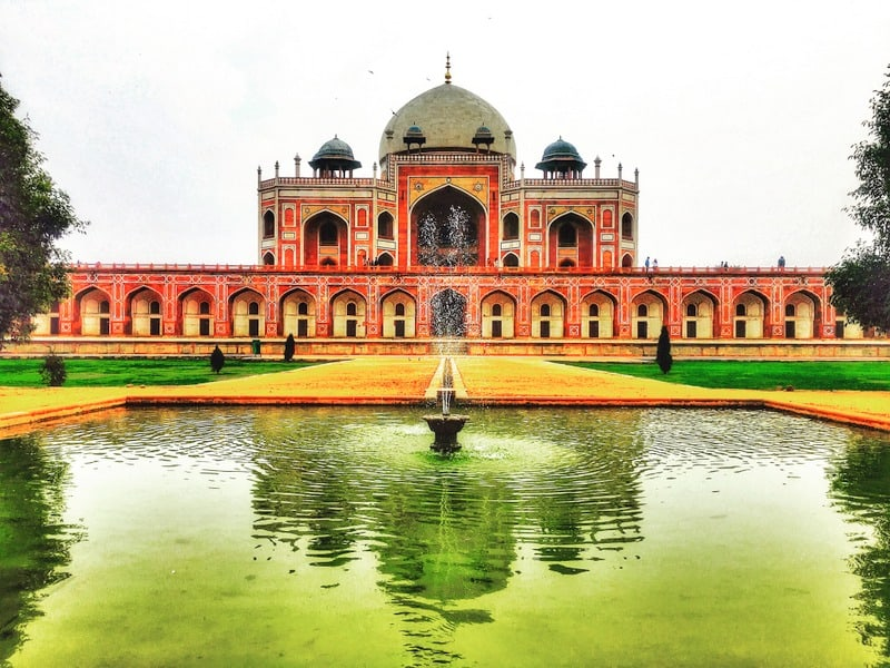 New Delhi - Most beautiful cities in India