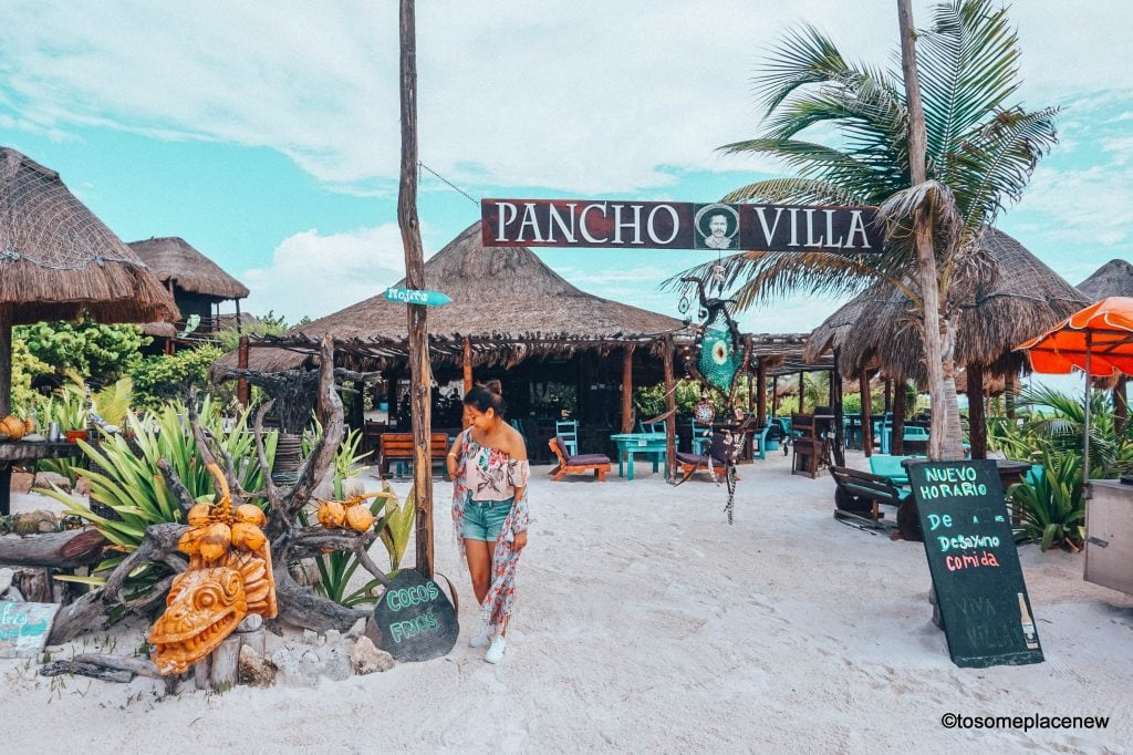 Tulum is a coastal town located in Mexico's Yucatán Peninsula. Tulum is well-known for its beaches and the ancient Mayan ruins. This post highlights a day's itinerary and a quick guide to the Parque Nacional Tulum, including the Playa Paradiso.