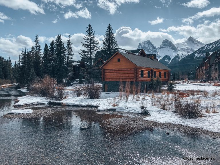 Best Things to do in Canmore Canada