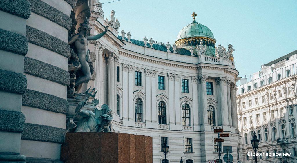 Vienna Historic city center