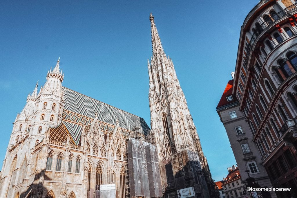Vienna in 48 hours - St Stephen's Cathedral