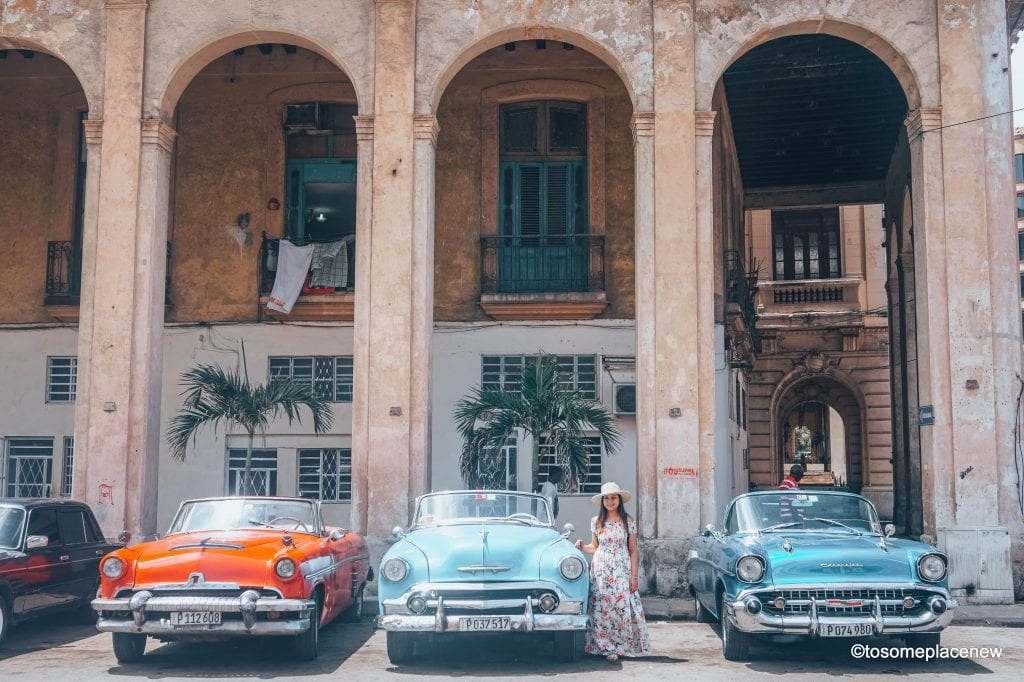 Photos of Old Havana. So you got 3 days in Havana? Make the most of it! Visit the UNESCO Heritage Site of Old Havana, learn about the revolution era, explore the Spanish quarters, wander along the waterfront and drink some daiquiris! Plan your perfect Havana Itinerary right here