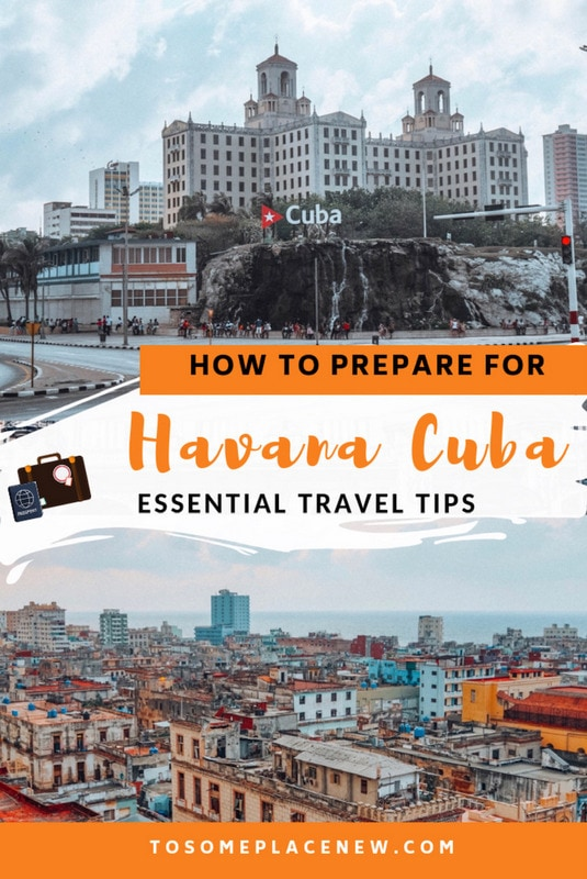 Havana Tips | Things to know before your trip to Cuba | Cuba Travel Tips | Safety in Cuba | Wifi in Havana Cuba | Everything you need to know before you embark on your trip to Cuba. Learn all the insider tips - visa requirements, currency, health and safety, packing tips, accommodation and more. Use this guide to be Cuba ready! #cuba