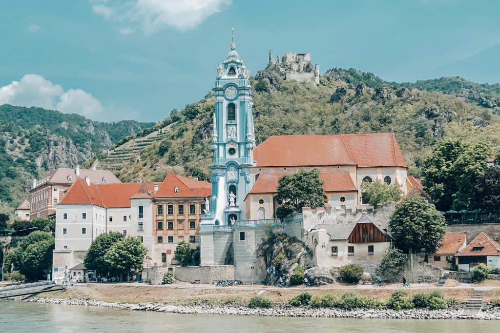 Durnstein - Vienna to Wachau Valley day trip Itinerary