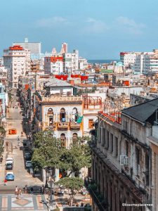 Views of Havana Cuba. Things to know before traveling to Cuba. Get all the Cuba tips and advice - visa requirements, currency, health and safety, packing tips, hotels & more