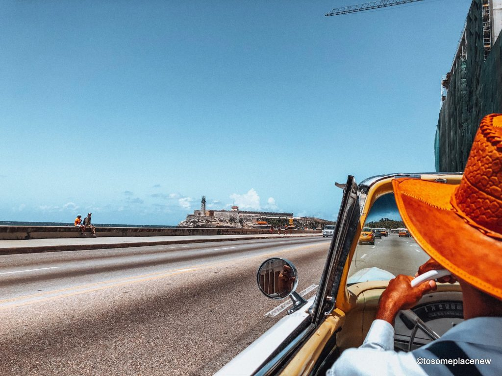 Classic car ride in Havana. So you got 3 days in Havana? Make the most of it! Visit the UNESCO Heritage Site of Old Havana, learn about the revolution era, explore the Spanish quarters, wander along the waterfront and drink some daiquiris! Plan your perfect Havana Itinerary right here