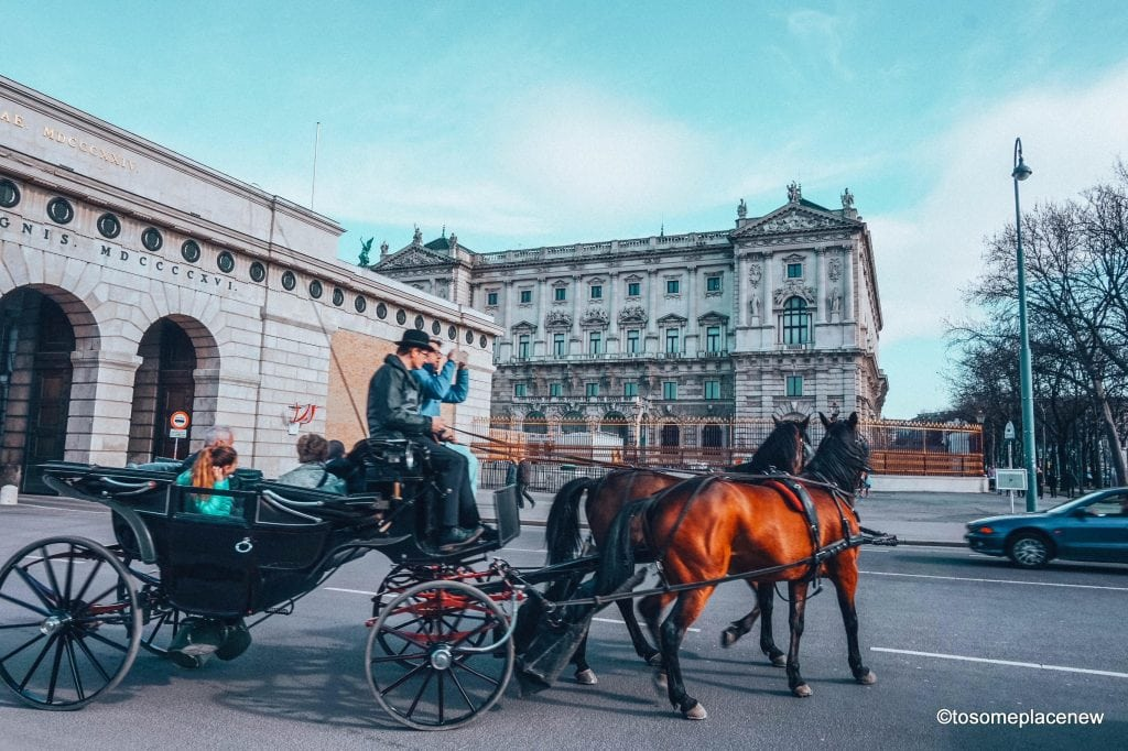 Vienna is the gorgeous capital city of Austria