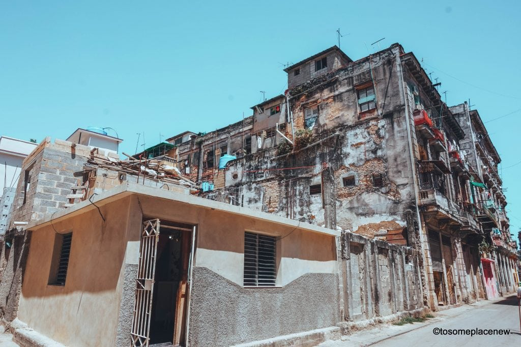Old Havana Glimpses. Beautiful pictures of Havana Cuba. Havana is a photographer's dream and every street in Cuba showcases the interesting past, its beautiful people and amazing architecture. Be sure to add these spots to your Cuba travel itinerary. #havana #cuba