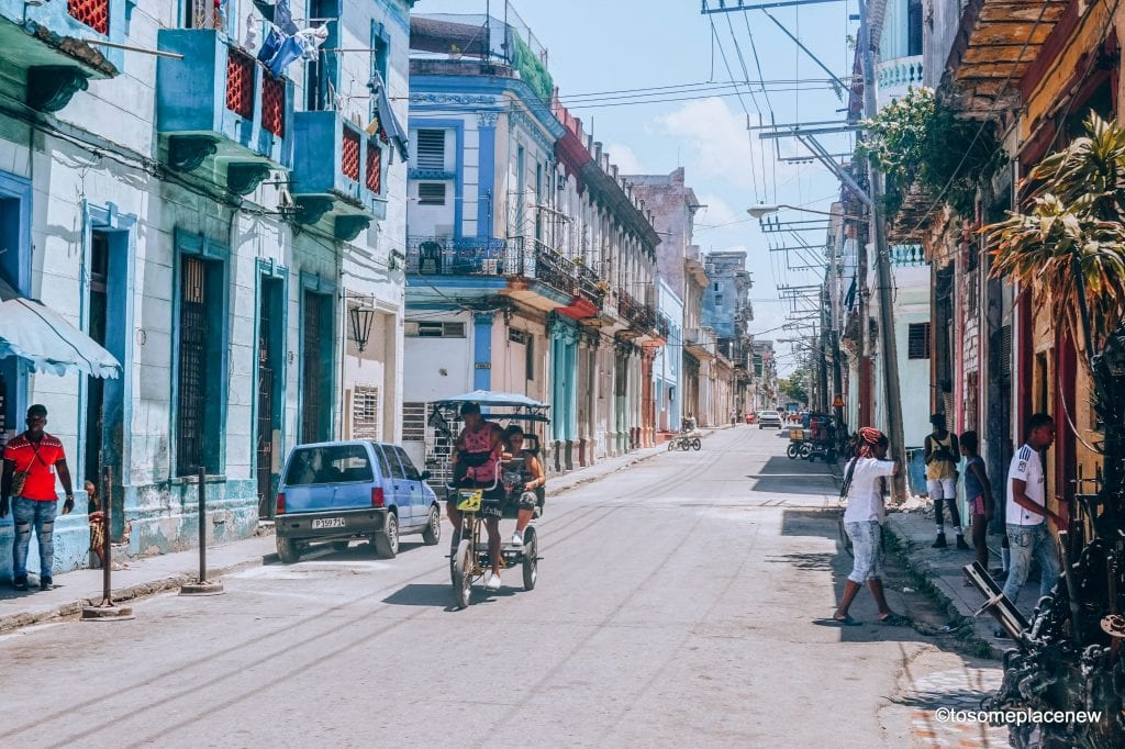 Havana Cuba Streets. Beautiful pictures of Havana Cuba. Every street in Havana tells an interesting story. Include these stunning spots to your Cuba travel itinerary.