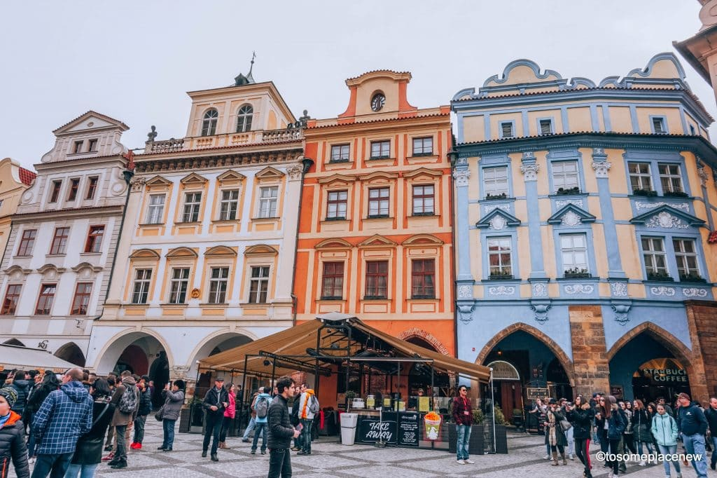 The best sightseeing guide for your trip to Prague - a day by day activities guide, with travel tips and experiences for your Prague 2 day Travel Itinerary
