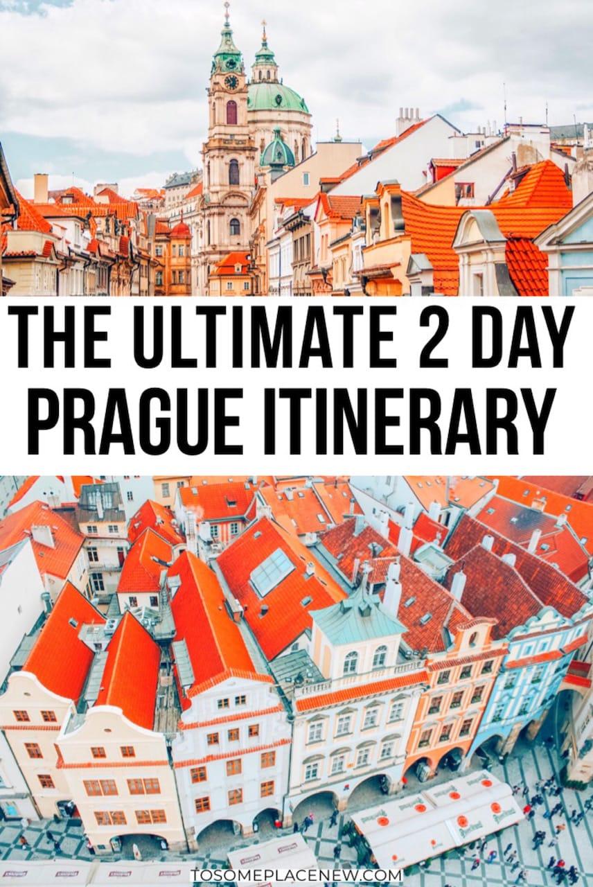 Prague Itinerary 2 days
