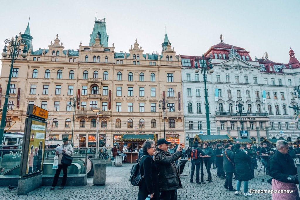 Everyday Prague - experience local markets, lanes #prague