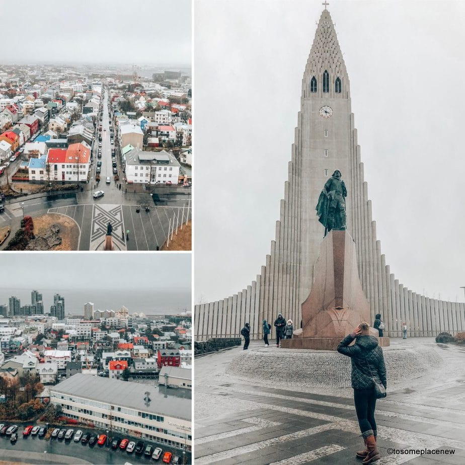 Get the 20+ free things to do in Reykjavik, perfect for a stopover for one day in Reykjavik Itinerary or more. A budget friendly way to see more of Iceland. #icelandtravel