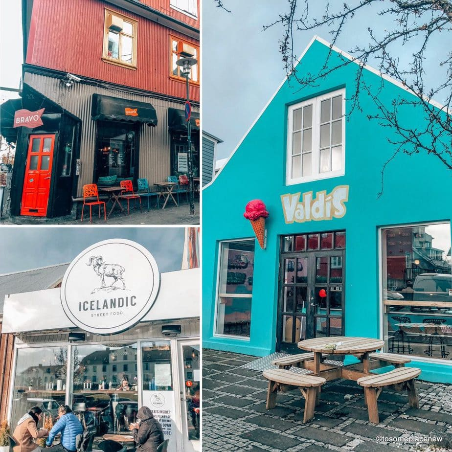 Get the 20+ free things to do in Reykjavik Iceland, perfect for a stopover for one day in Reykjavik Itinerary or more. A budget friendly way to see more of Iceland. #icelandtravel #icelandicfood
