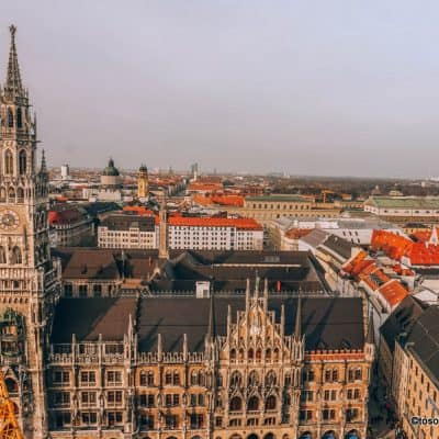 Guide to Marienplatz Munich Old Town : Munich in a day