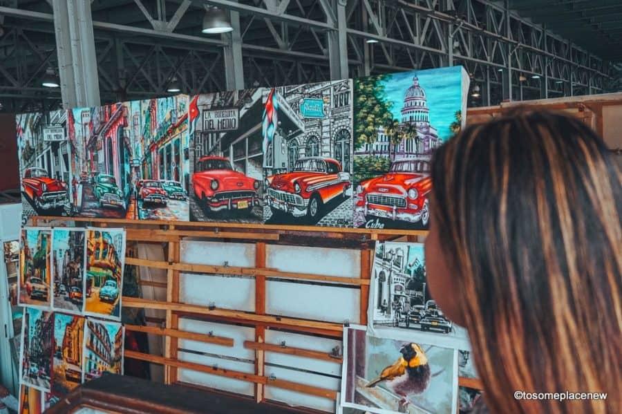 Artisans Market Havana