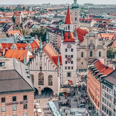 The Best 5 days in Munich Itinerary