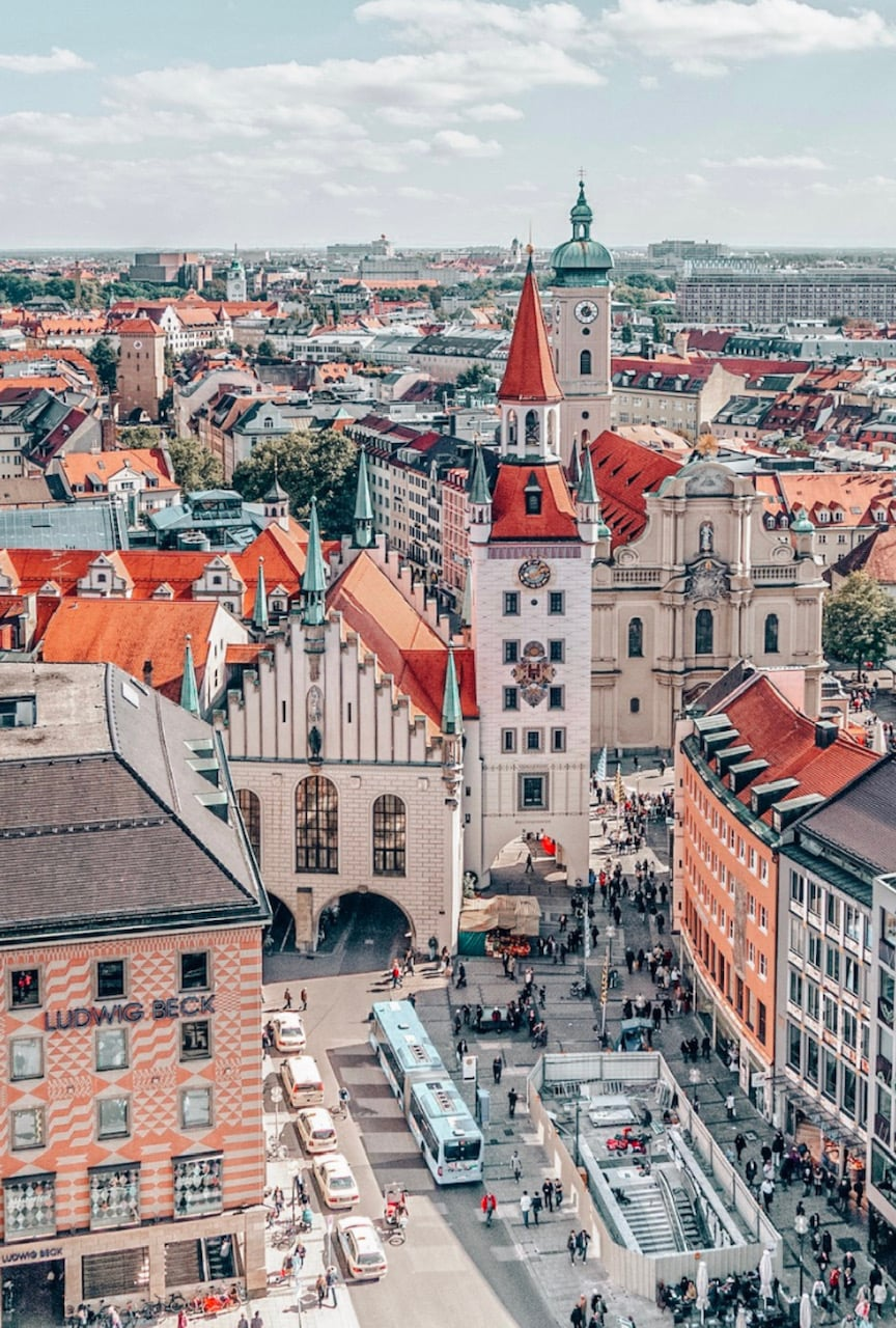 The Best 5 Days In Munich Itinerary Tosomeplacenew