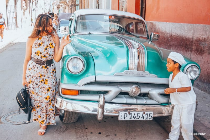 Old Havana Lanes Havana Itinerary