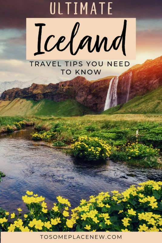 Planning your trip to Iceland guide tips