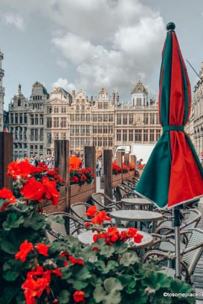 Guide to the best day trips from Brussels Belgium