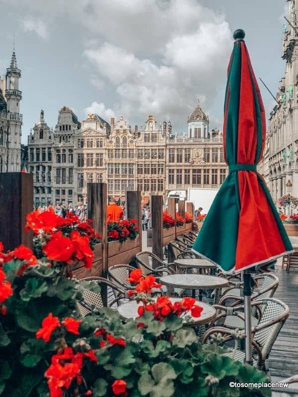 20 Best Day Trips from Brussels by tours & train