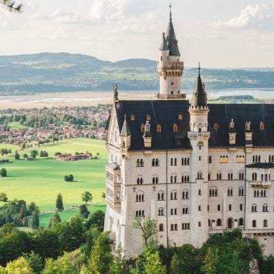 Neuschwanstein Castle Tour from Munich to Fussen + Bavarian Villages