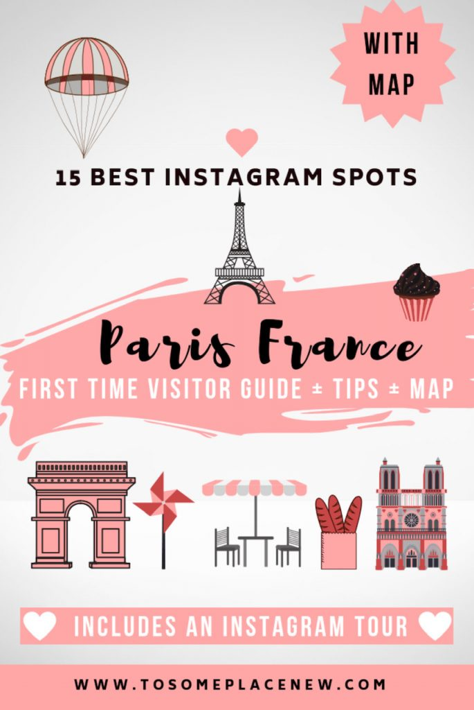 Inspiration for the best Paris Photography ideas for the first time visitor. (Paris photos ideas and spots) Explore the Eiffel Tower, the Louvre, Champs Élysées, Arc de Triumphe and so many beautiful places. Photograph the everyday Parisian at the Latin Quarter. Capture the vintage city at night and day with gorgeous backgrounds to make your trips memorable. Use these best Paris Instagram spots to showcase your Europe vacation #paris #europe #parisphotography